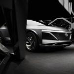 Embargoed until 14 Jan 2019 at 1040am EST – Nissan IMs Concept – Exterior Photo 13