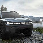 1-2021 - Dacia Bigster Concept