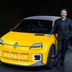 30-2021 - Renault 5 Prototype and Gilles VIDAL, designer
