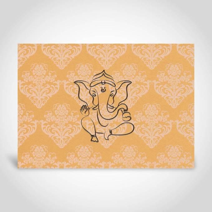 Hindu Wedding Card – CFK22