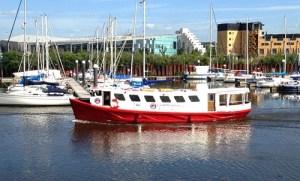 Marianne Cardiff Bay a