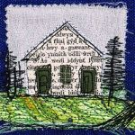 Drawing with Cloth and Stitch - Cefyn Burgess