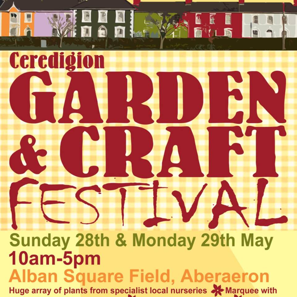 Garden and Craft Fair Aberaeron