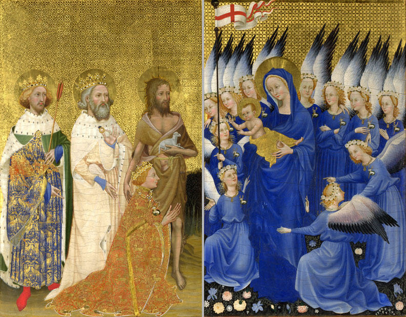 Richard II Wilton Diptych