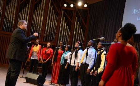 MOSAIC gospel ensemble