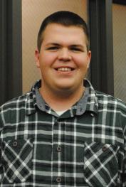 Reeves Garrett, junior christian biblical studies major, is running for SAC president. |Photo by Hannah King