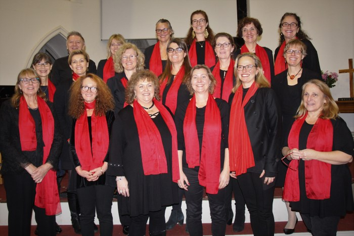 Vox Mundi International Choir.