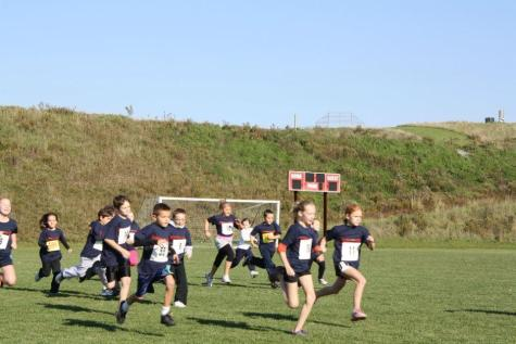 #TBT Throwback Thursday – DCC Elementary Running Club 2011
