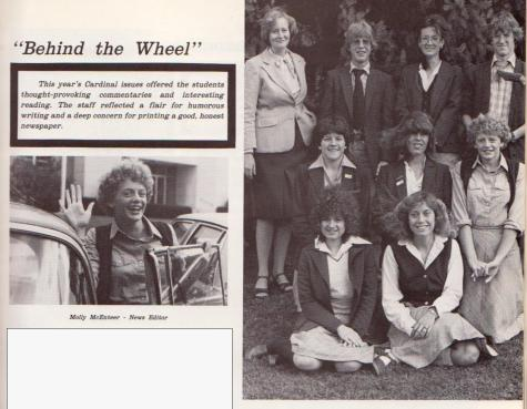#TBT – Throwback to 1981 – DCC School Newspaper