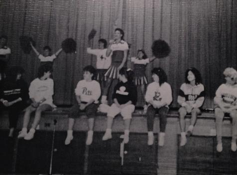 #TBT Throwback to Activities Day 1988