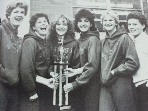 #TBT Throwback to DCC Cross Country 1985