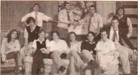 #TBT – Throwback to the Senior Class Play of DCC Class of 2007