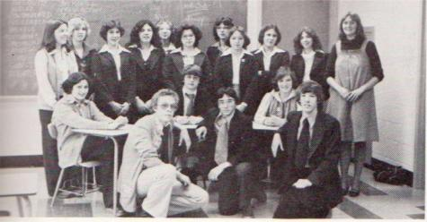 #TBT Throwback to the DCC Newspaper and Magazine Staffs of 1978