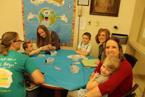 Preschool Honors Moms with Spa Day
