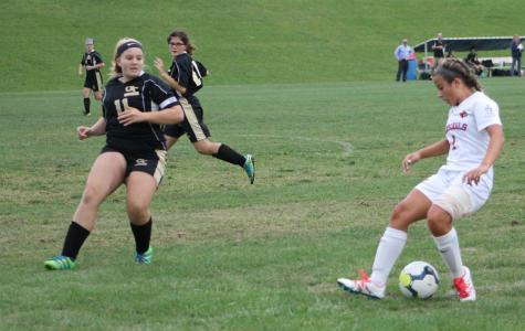 DCC Girls Soccer Taking on Rebuilding Year