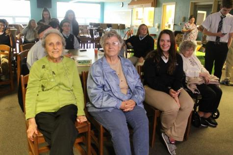DCC Welcomes Seniors from Christ the King Manor