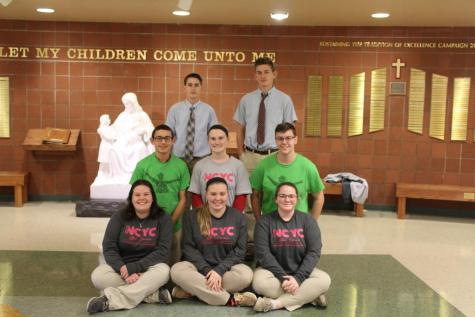 DCC Students Attend National Catholic Youth Conference