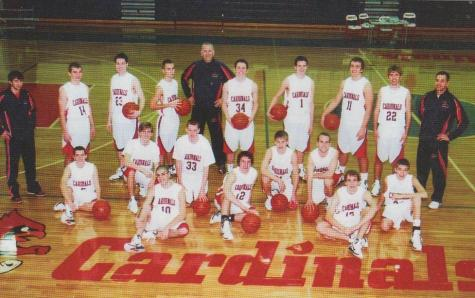 #TBT Throwback to DCC Boys Varsity Basketball Team of 2011