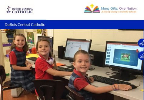NCEA Many Gifts, One Nation Day of Giving to Catholic Schools