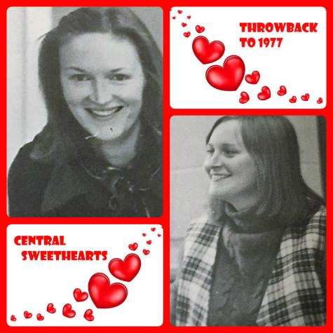 #TBT Throwback to 1977 – Central Sweethearts