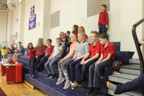 DCC Fourth Graders Go on Retreat