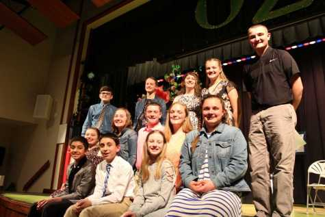DCC's National Junior Honor Society Inducts New Members