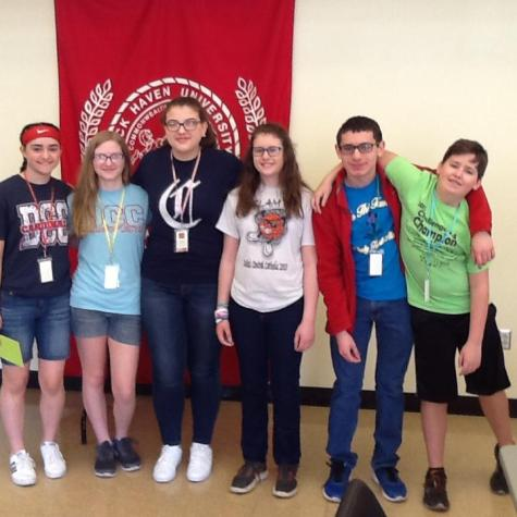 DCC Middle School Students Have Success at Math 24 Competition