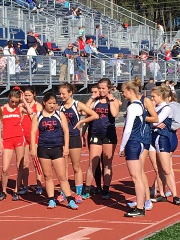 DCC Track Team Makes Premier Trip to Philipsburg-Osceola