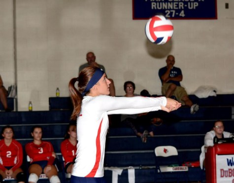 Tis' the Season for DCC Volleyball