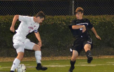 DCC Fights Hard Against Brockway in Soccer