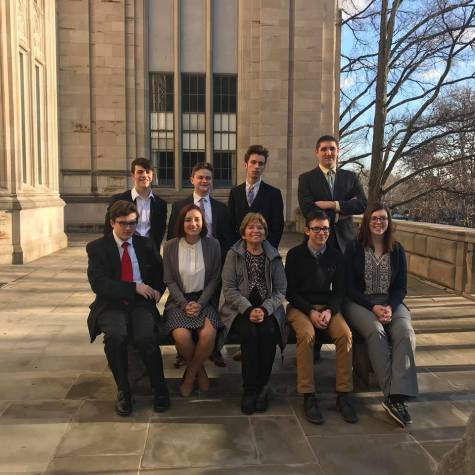 DCC Mock Trial Team Prepares for Competition