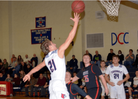 7 Ways to Know it is Basketball Season at DCC
