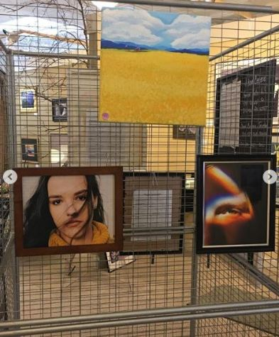 DCC Students Compete in Congressional Art Competition