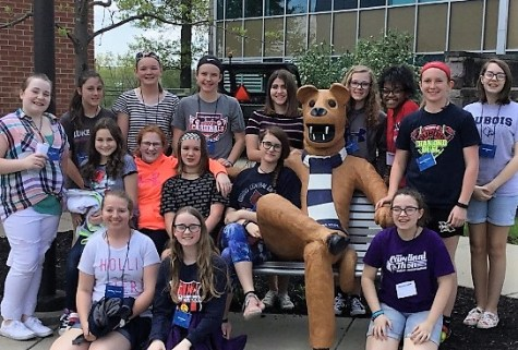 DCC 8th Graders Enjoyed a Trip to Kennywood