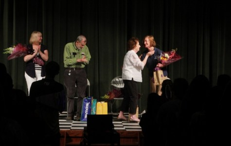 DCC Says Farewell at Senior Assembly