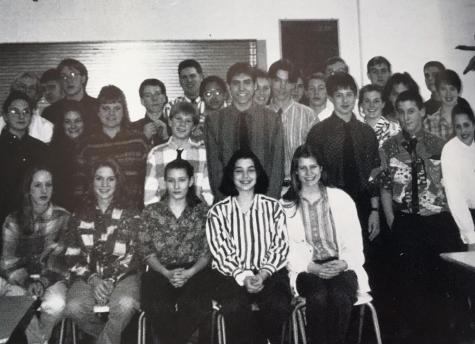 #TBT Throwback to Student Council 1995