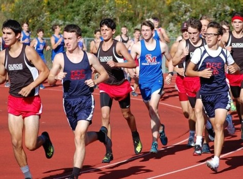Banner Day for DCC's Ritsick at Brookville Quad Cross Country Meet