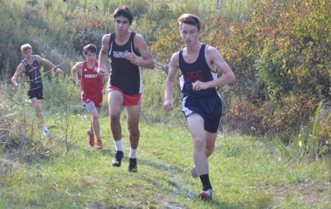 DCC's Ritsick and Mennetti SHINE at Ridgway Invitational Cross Country Meet