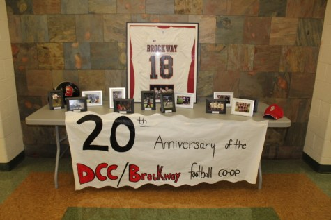DCC Celebrates 20 Years of Football with Brockway Rovers Co-op