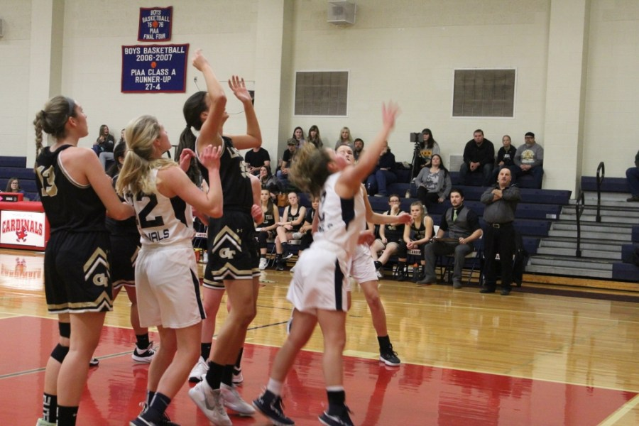 DCC Girls Varsity Basketball Gaining Steam – Photo Gallery
