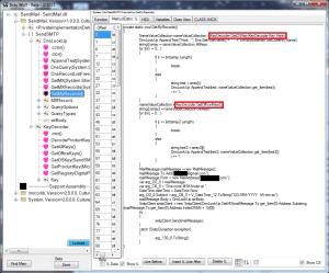 Reversing .Net Library Screenshot with office keys