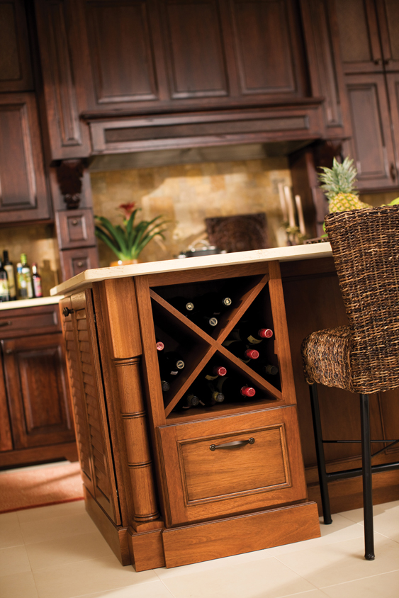 Cardinal Kitchens Amp Baths Storage Solutions 101 Beverage Centers