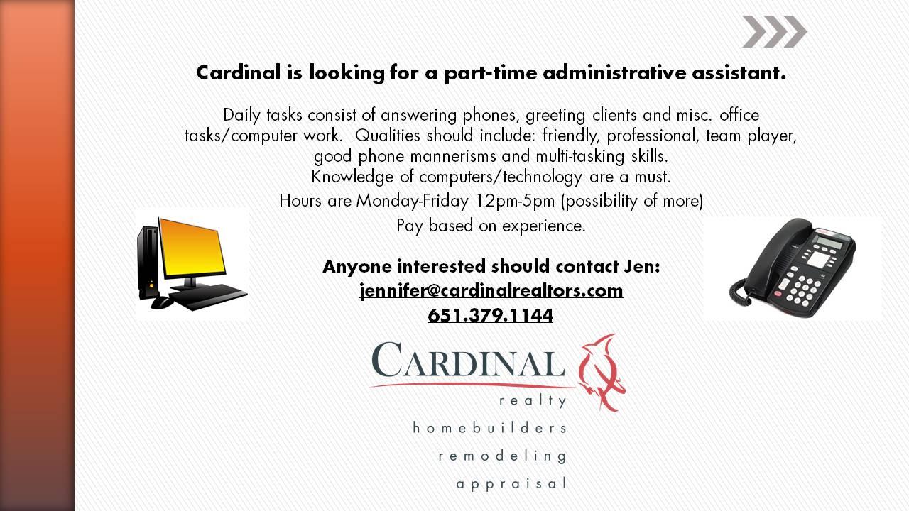 Cardinal Is Hiring Cardinal