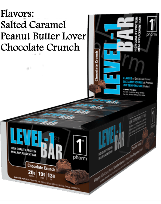 Level-1 Bar Review