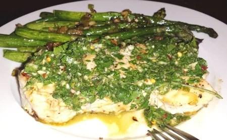 healthy fish recipes