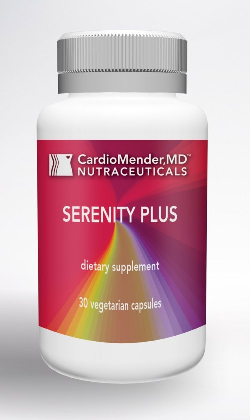 l-theanine supplement - serenity plus supplement