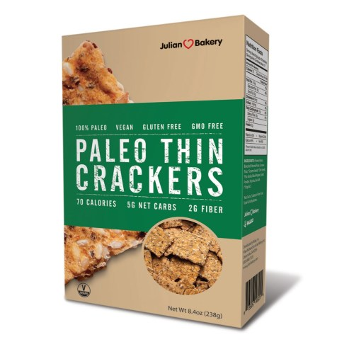 weight loss crackers