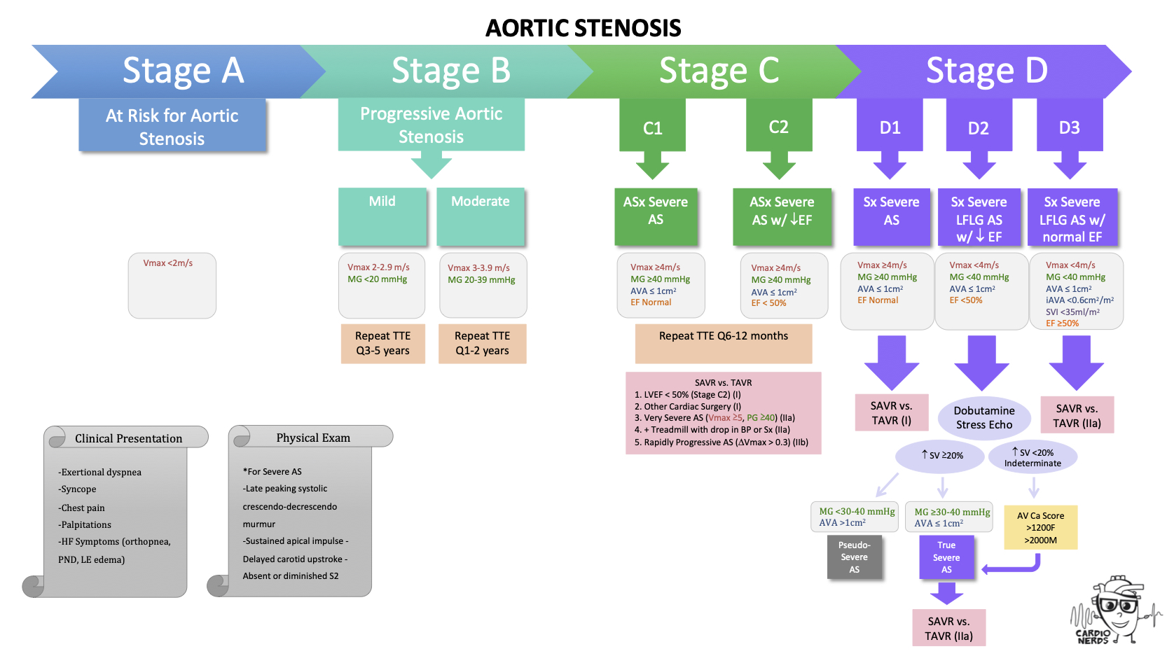 1. Aortic Stenosis: Case Discussion