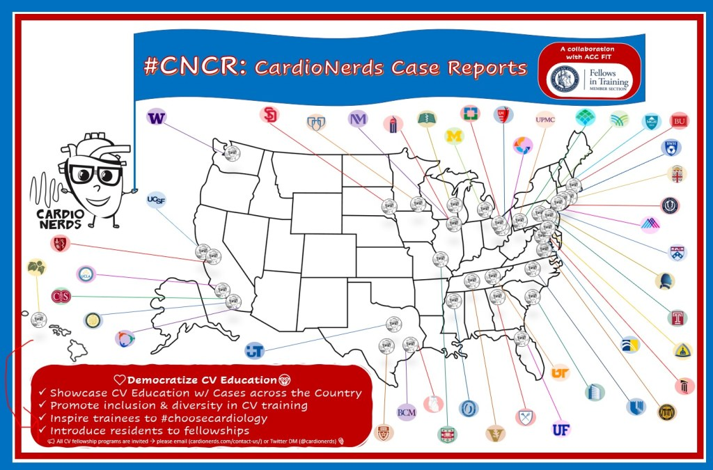 Cardionerds Cardiology Podcast Presents CardioNerds Case Report Series