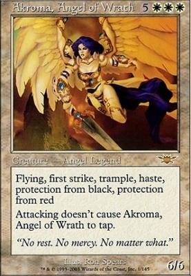 Legions: Akroma, Angel of Wrath